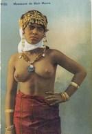 CPA (seins Nus)   Masseuse De Bain Maure  (b.bur Theme) Parfait Etat - Afrique Du Nord (Maghreb)