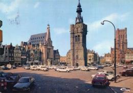 Citroen GS,2 CV+Azu,Dyane,Peugeot 504,Renault,Ford,Simca,Bethune,Grand Place, Gelaufen - Turismo