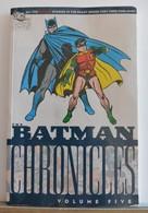 The Batman - Chronicles  Volume N°5 - Livres, BD, Revues