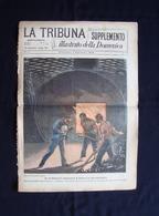 Sardegna Il Brigantaggio La Tribuna Anno III N 35 1 Settembre 1895 Orani Onifei - Livres, BD, Revues