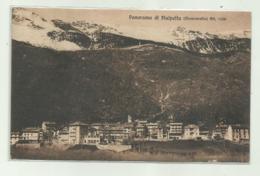 PANORAMA DI PIALPETTA ( GROSCAVALLO )  VIAGGIATA FP - Italy