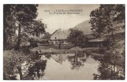 39 - VAUX-sur-POLIGNY - La Piscine Du Séminaire - 1935 - France