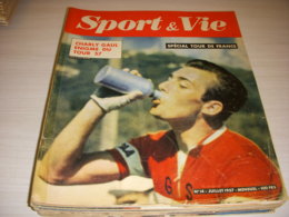 SPORT & VIE 14 07.1957 SPECIAL AVANT TOUR De FRANCE GAUL CORRIDA DOMINGUIN - Sport
