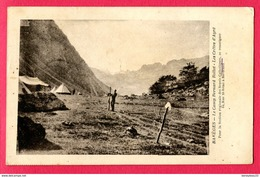 CPA (Réf : Y998) BARÈGES (65 HAUTES-PYRÉNÉES) Scoutisme - Le Camp Bernard Rollot Les Crêtes D'Ayré - Autres Communes