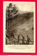 CPA (Réf : Y999) BARÈGES (65 HAUTES-PYRÉNÉES) Scoutisme -Le Camp Bernard Rollot Travaux Dans La Montagne Forêt De Culous - Autres Communes