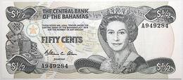 Bahamas - 1/2 Dollar - 1984 - PICK 42a - NEUF - Bahamas