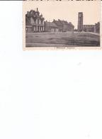 Rijkevorsel Dorpsplaats Nr.1 1944 Kerk In Brand Geschoten Bij De Bevrijding - Rijkevorsel