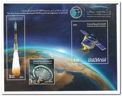 U.A.E. 2019, Postfris MNH, Space - United Arab Emirates