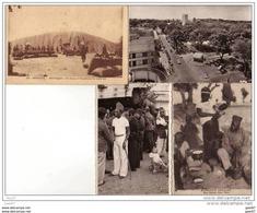 4  Cpa  (  Sénégal )  à  DAKAR - Senegal