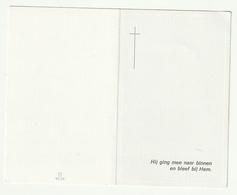 Doodsprentje F. DONCKERS Berchem 1926 Zandvliet 1898 Priester Mechelen Zandvliet Brasschaat - Images Religieuses