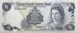 Cayman - 1 Dollar - 1985 - PICK 5e - NEUF - Islas Caimán