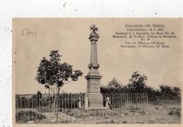 GRAVELOTTE SAINT-HUBERT SCHLACHTFELDER   18/08/1870 - Francia