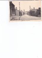 Rijkevorsel Nr 11 Bochtenstraat Zicht Op De Uitgebrande Kerk Na De Bevrijding In 1944 - Rijkevorsel