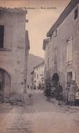 26-GLUN- RUE CENTRALE-ANIMEE - Frankrijk