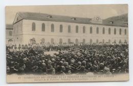 CPA MILITARIA NAVIGATION CATASTROPHE CUIRASSE LIBERTE 1911 FUNERAILLES BE - Militaria