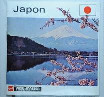 VIEW MASTER  : JAPON  C 980 :  POCHETTE DE 3 DISQUES - Visionneuses Stéréoscopiques