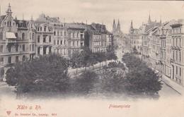 Allemagne > Rhénanie-du-Nord-Westphalie Köln Cologne Friesenplatz Vorläufer - Autres