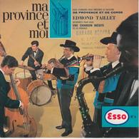 Ma Province Et Moi -  ESSO - Folklore  Provence  Corse   ( Disque Souple )  PRIX FIXE - Special Formats