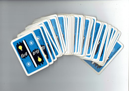 Jeu De Cartes 54 Cartes (avec Joker) Bell Telephone Mfg Co - État Pratiquement Neuf - 54 Cards