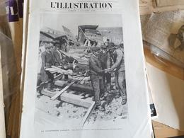 ILL 02 / ARLEUX CATASTROPHE /MORT EMILE ZOLA MEDAN / - 1900 - 1949
