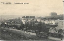 Vielsalm - Panorama De La Gare - Vielsalm