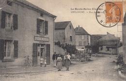 70 ABELCOURT Rue Du Centre, Animée, Épicerie - Frankreich
