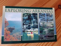 Postcard, USA - Arkansas, Mint - Etats-Unis