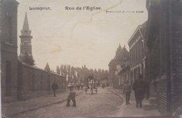 LOMPRET. Rue De L'église. Vue Rare - France