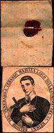 15067a)  San Gerardo Majella Laico Senza Reliquia - Saints