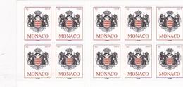 MONACO Carnet N°15** De 2006 - Carnets