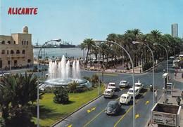 Alicante, Plaza Del Mar Y Explanada - Alicante