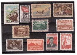Russia Mix.11st. Unused - 1923-1991 URSS
