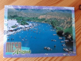 Postcard, USA - Mesa, Arizona, Mint - Mesa
