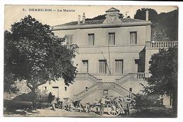 ALGERIE - HERBILION - La Mairie - Non Classés