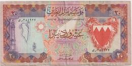 BAHRAIN P. 11a 20 D 1973 VF - Bahrein