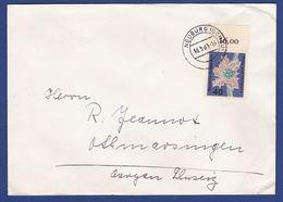 Brief Einzelfrankatur MiNr. 395 (br9961) - Storia Postale