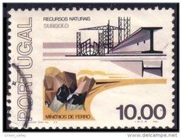 742 Portugal Mineros Ferro Mine Minerai Mines Mining Iron Fer (POR-85) - Minéraux