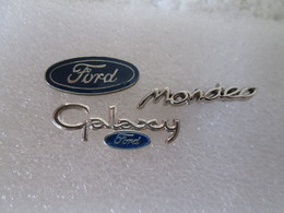 PIN'S   Lot 3 FORD - Ford