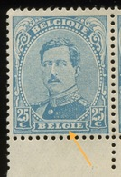 141 V1. BELOIE  Neuf Sans Colle. Zonder Gom.  Cote 9-€ Comme *. - 1915-1920 Albert I