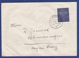 Brief Einzelfrankatur MiNr. 321 (br9991) - [7] Federal Republic