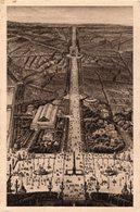 CPA Paris Perspective Sur Les Champs Elysées (vue Aérienne) Série Paris En Flanant - Champs-Elysées