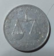 Italia  1 Lira 1955  KM 91 - 1946-… : Republic