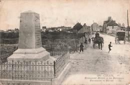 62 Calais Monument Bleriot Et Les Baraques - Calais