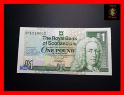 SCOTLAND 1 £ 12.5.1999  P. 360 *COMMEMORATIVE*  RBS   UNC - 1 Pound