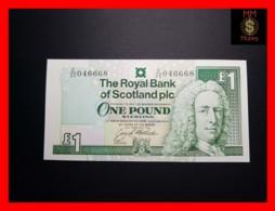 SCOTLAND 1 £ 24.2.1993  P. 351 C RBS   UNC - 1 Pound