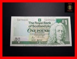 SCOTLAND 1 £ 25.3.1987  P. 346 RBS    UNC - 1 Pound