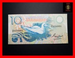 SEYCHELLES 10 Rupees 1983  P. 28  UNC - Seychellen