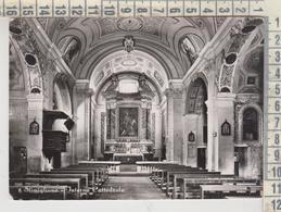 STIMIGLIANO RIETI  CATTEDRALE INTERNO 1955 - Rieti