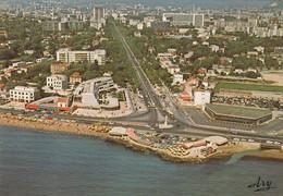MARSEILLE: Rond Point De La Plage Et Avenue Du Prado - Castellane, Prado, Menpenti, Rouet