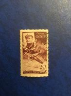 RUSSIE RUSSIA URSS 1935 Tchéliouskine Sauvetage Brise Glace - 20 Kop Used - Fil. Vertical - Cf Scan - 1923-1991 URSS